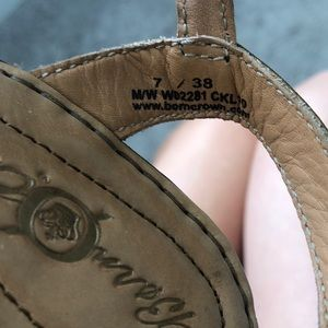born crown Shoes - Wedges